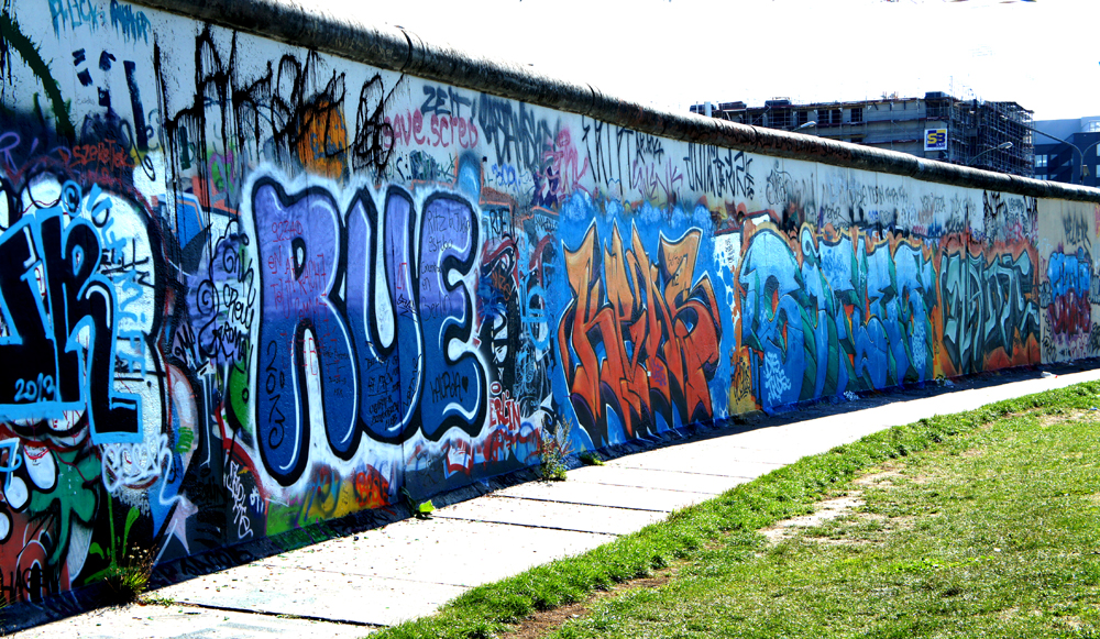 Best Places to See the Remains of the Berlin Wall
