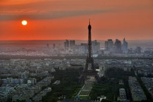 The Dazzling Story Behind the Eiffel Tower