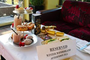 England: Winter Wonderland Afternoon Tea at The Hallmark Hotel, Hull