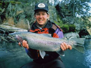 The best places to go fishing for Salmon in the USA and Canada